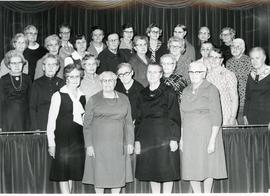 Hague Mennonite Church Senior Ladies Aid