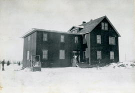 Rosthern Bible School Dormitory