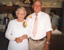 Irvin & Louise Wiebe 50th Anniversary