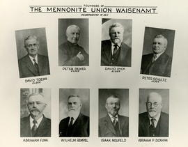 Mennonite Union Waisenamt