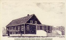 Glenbush Mennonite Brethren Church 75th Anniversary