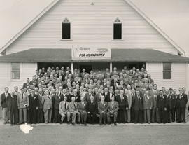 1954 Canadian Conference, Abbotsford BC
