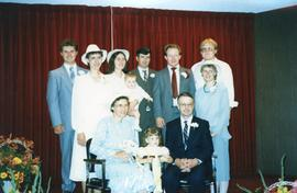 Peter Pauls & Mary Giesbrecht Wedding