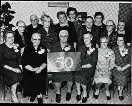 50th Anniversary Women's Mission Society