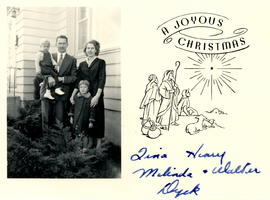Henry and Tina Dyck Family