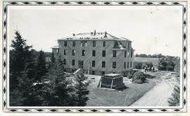Building Girl's Dormitory at GEA