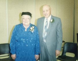 George and Mary Unger