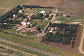 Aerial View, Mennonite Youth Farm