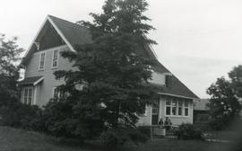 Bishop David Toews second Rosthern home