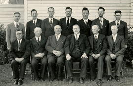 Group of 13 men