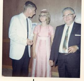 Allan Liefer, Louise and Sam