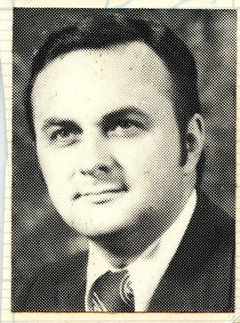 Member of Parliament Ray Hnatyshyn