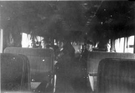 Conscientious Objectors travelling from Sault Ste. Marie to Chatham, Ontario