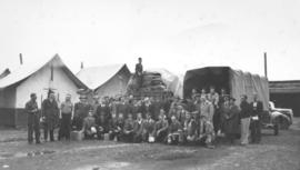 Group picture at Seymour Mountain Alternative Service Camp