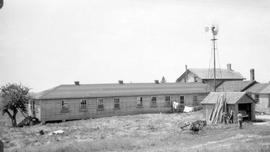 Housing for conscientious objectors near Exeter, Ontario