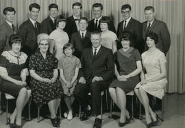 Gerhard & Margaret Toews family