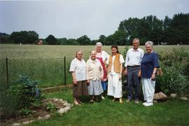 Wiebe descendants in Petershagen, Germany